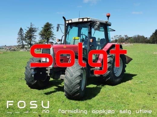 Massey Ferguson 6140 sold by FOSU