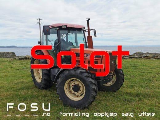 Zetor Forterra 10641 sold by FOSU