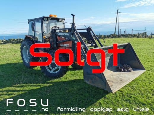 Valmet 705 tractor sold