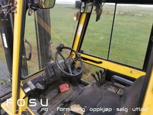 Hyster forklift drivers cabin