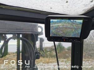 Camera Kalmar forklift
