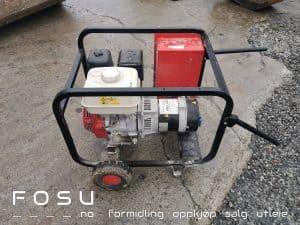 4kW generator