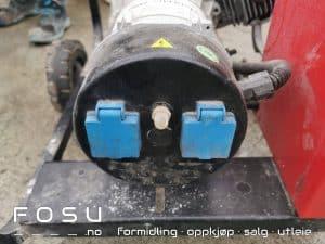Gesan G 5000 H generator