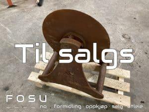 RF asfaltskjærer til salgs