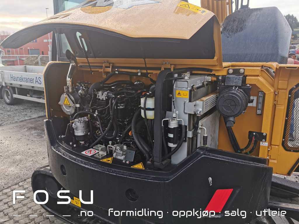 Sany SY80U motor